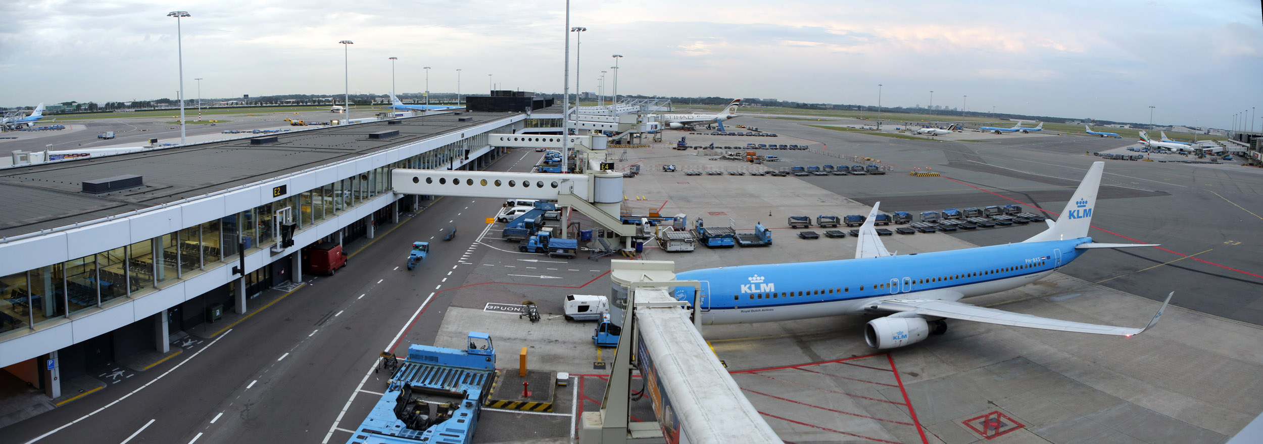 Luchthaven Airport Schiphol Amsterdam