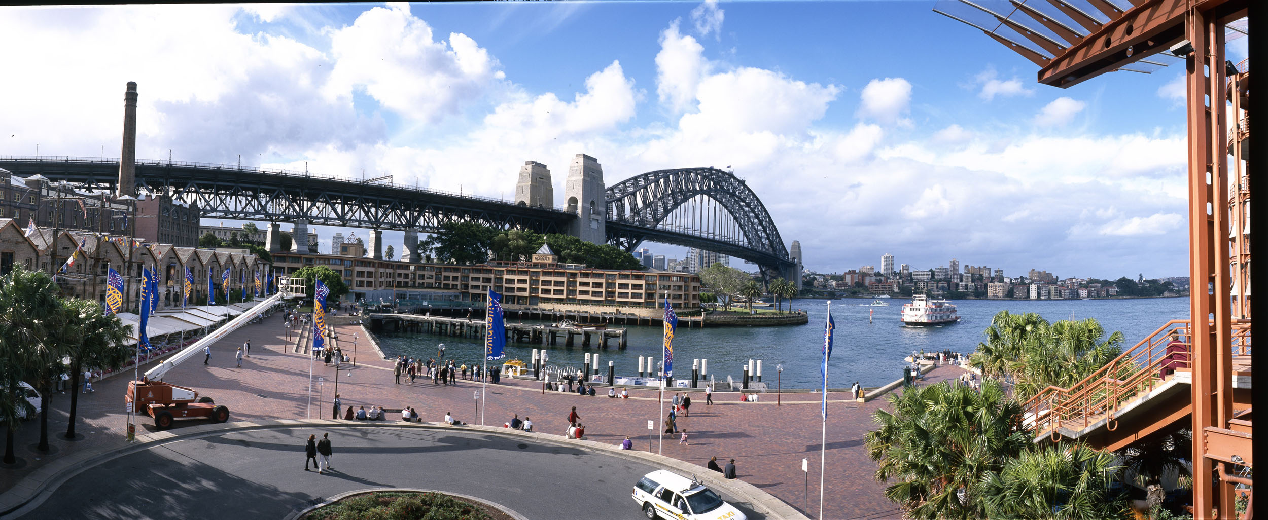 Australie Sydney Harbour Bridge
