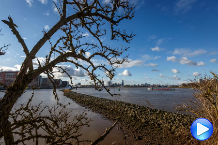 Timelapse video Rotterdam Maas
