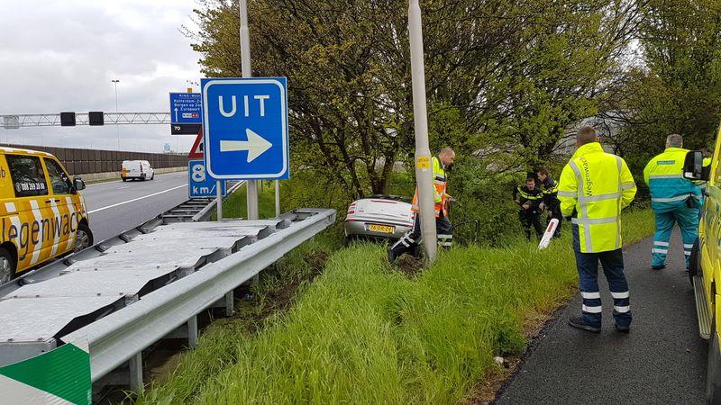 ongeluk abraham van rijckevorselweg